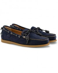 Polo Ralph Lauren Millard Tassel Deckshoes Newport Navy men US13 - EU46