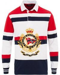 Polo Ralph Lauren Newport Crest Rugger White/Red men M