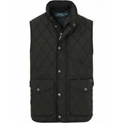 Polo Ralph Lauren Quilted Vest Black