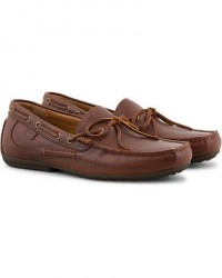 Polo Ralph Lauren Roberts Driving Shoe Deep Saddle Tan men US7 - EU40