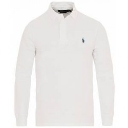 Polo Ralph Lauren Rugby White