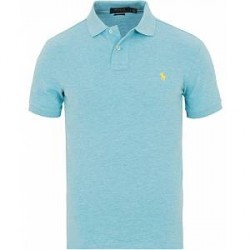 Polo Ralph Lauren Slim Fit Polo Expedition Dune Heather