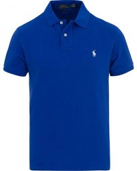 Polo Ralph Lauren Slim Fit Polo Heritage Royal
