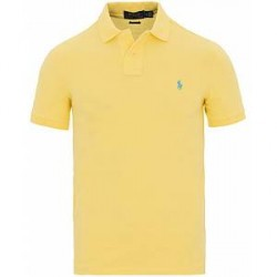 Polo Ralph Lauren Slim Fit Polo Yellow