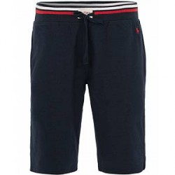 Polo Ralph Lauren Slim Loopback Shorts Navy