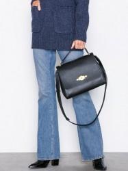 Polo Ralph Lauren Small Messenger Håndtaske Sort