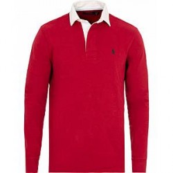 Polo Ralph Lauren Solid Rugger Eaton Red
