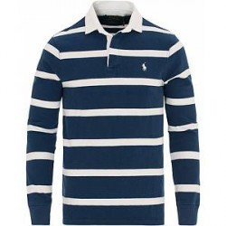 Polo Ralph Lauren Stripe Rugby Holiday Navy/White