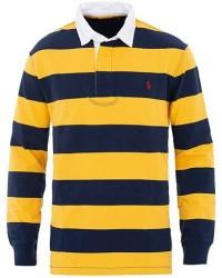 Polo Ralph Lauren Stripe Rugger Yellow/Navy men XL