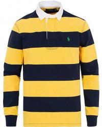 Polo Ralph Lauren Stripe Rugger Yellow/Navy men XXL