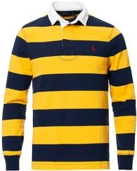 Polo Ralph Lauren Striped Rugger Yellow/Navy men XL Gul