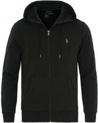 Polo Ralph Lauren Tech Performance Full Zip Hoodie Polo Black men XXL Sort