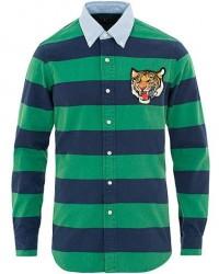 Polo Ralph Lauren Tiger Rugger Green/Navy men L