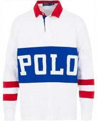 Polo Ralph Lauren Track Rugger White men XXL