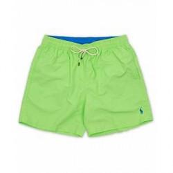 Polo Ralph Lauren Traveler Boxer Swimshorts Lime