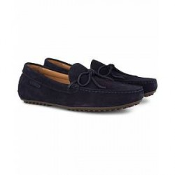 Polo Ralph Lauren Woodford Carshoes Navy Suede
