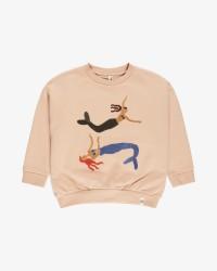Popupshop Loose Mermaid sweatshirt