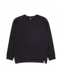 Popupshop Sweat Black sweatshirt