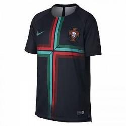 Portugal Dri-FIT Squad– fodboldbukser til store børn - Sort