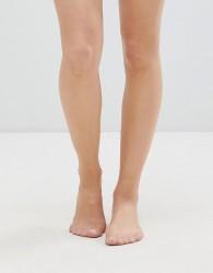 Pretty Polly 10 Denier Gloss Secret Slimmer Tights - Beige