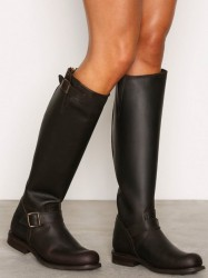 Primeboots Engineer High-14 Knee High Old Crazy Testa