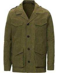 Private White V.C. Revere Field Jacket Olive men 6 - XL Grøn