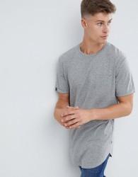 Produkt Basic Longline T-Shirt - Grey