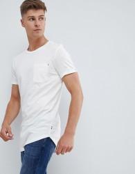 Produkt Basic Longline T-Shirt - White
