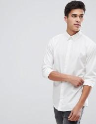 Produkt Button Down Slim Shirt - White