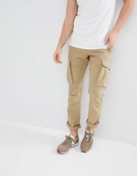 Produkt Cargo Trousers - Beige