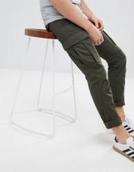 Produkt Cargo Trousers - Green