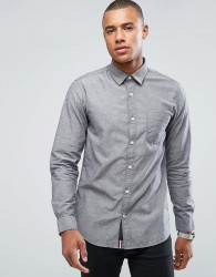 Produkt Chambray Shirt - Grey