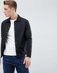 Produkt Cotton Coach Jacket - Black
