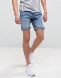 Produkt Denim Shorts - Blue