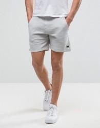 Produkt Jersey Shorts In Marl - Grey