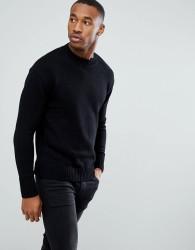 Produkt Knitted Jumper - Black