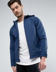 Produkt Light Weight Hooded Jacket - Navy