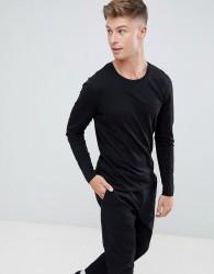 Produkt Long Sleeve Pocket T-Shirt - Black