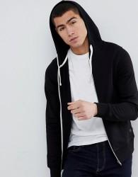 Produkt Zip Through Hoodie - Black