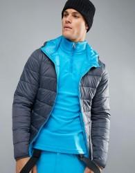 Protest Nori Puffer Jacket Ski - Grey