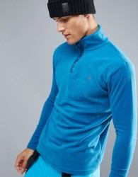 Protest Perfecty 1/4 Mid Layer Ski - Blue