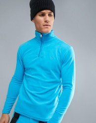 Protest Perfecty 1/4 Ski Mid Layer - Blue
