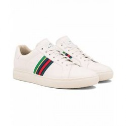 PS by Paul Smith Lapin Sneaker White