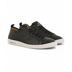 PS by Paul Smith Miyata Sneaker Black Calf