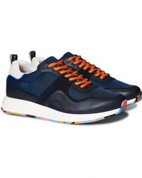 PS Paul Smith Jett Running Sneaker Dark Blue men UK11 - EU45 Blå