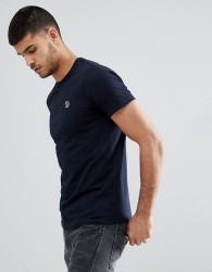 PS Paul Smith Slim Fit Zebra Logo T-Shirt In Navy - Navy