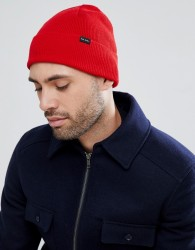 PS Paul Smith Wool Beanie In Red - Red