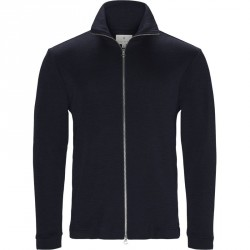 PULLOVER Regular fit HANS PEDER Strik Navy