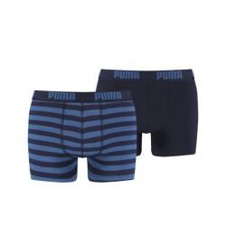 Puma 2-pak Stripe Boxer - Blue * Kampagne *
