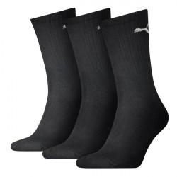 Puma 3-pak Sport Crew Socks - Black * Kampagne *